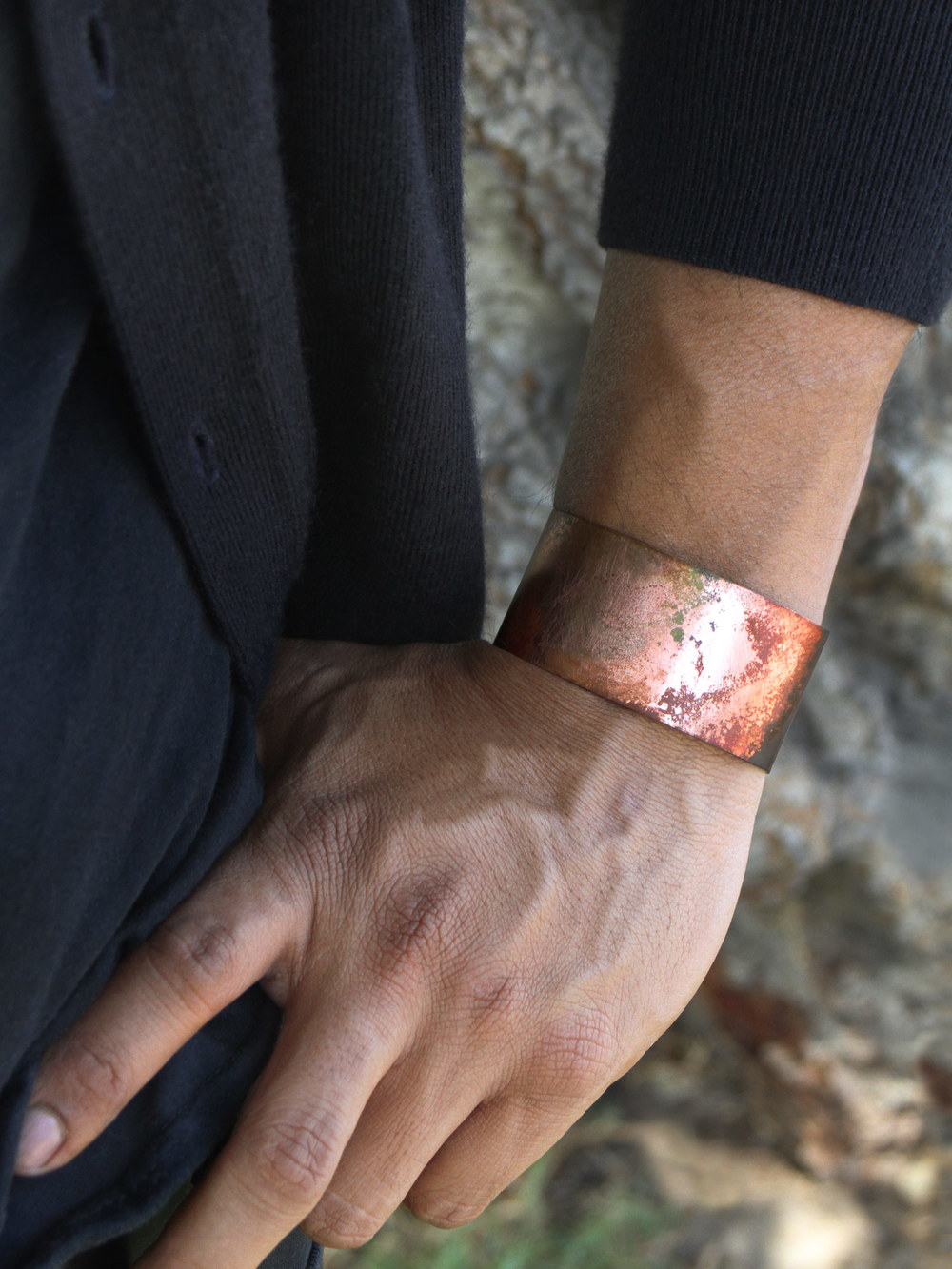 terra bracelet –