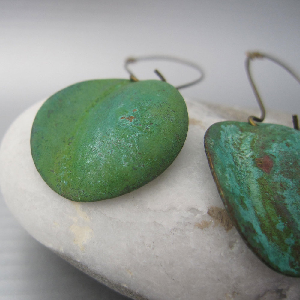 muschio earrings –