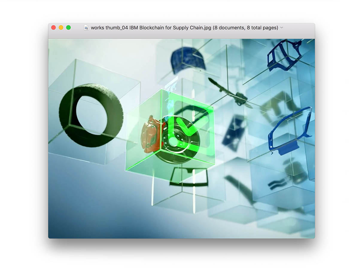 IBM Blockchain for Supply Chain