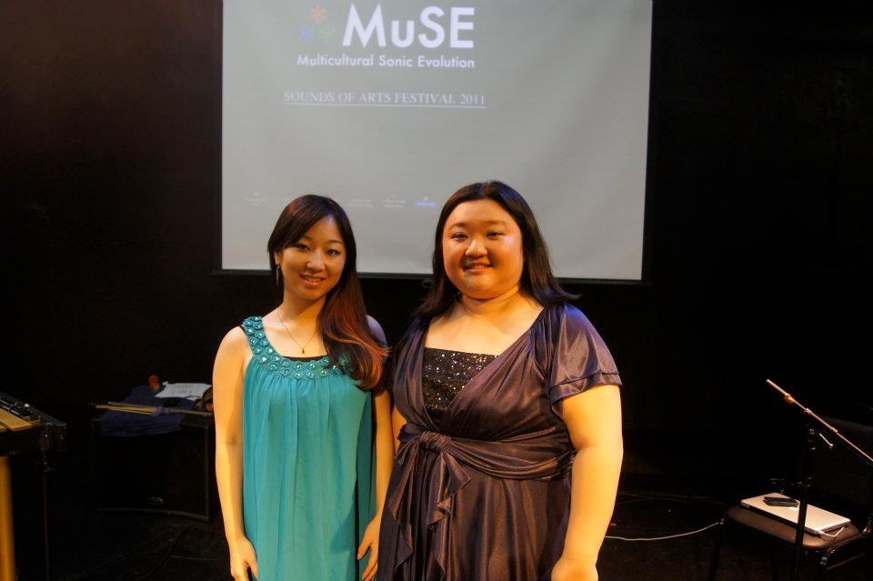 MuSE Co-Founders (Chihiro Shibayama & Yui Kitamura)
