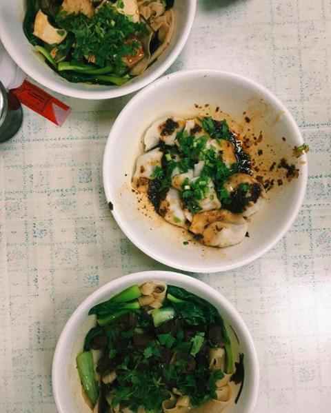 Lunch at Spicy Village.