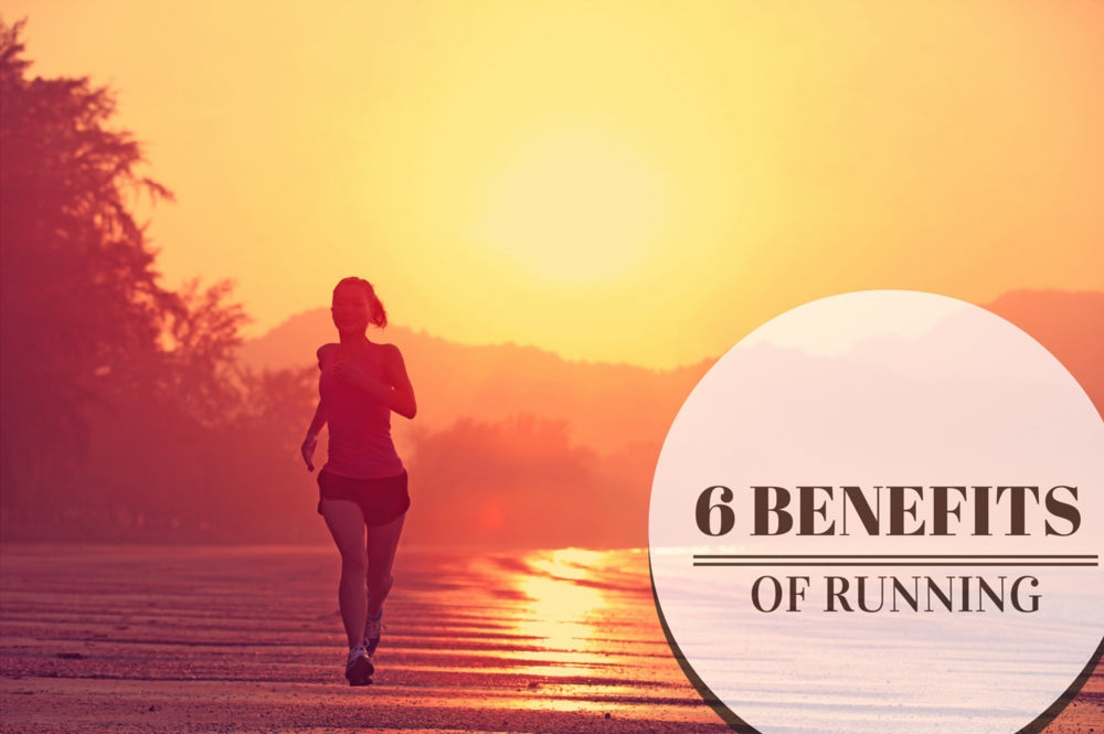 Happy Healthy Souls - 6 Benefits of Running