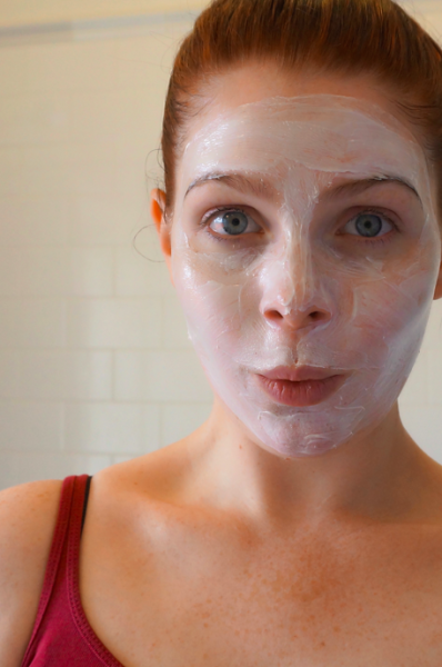 Happy Healthy Souls - TLC Time: at-home facial