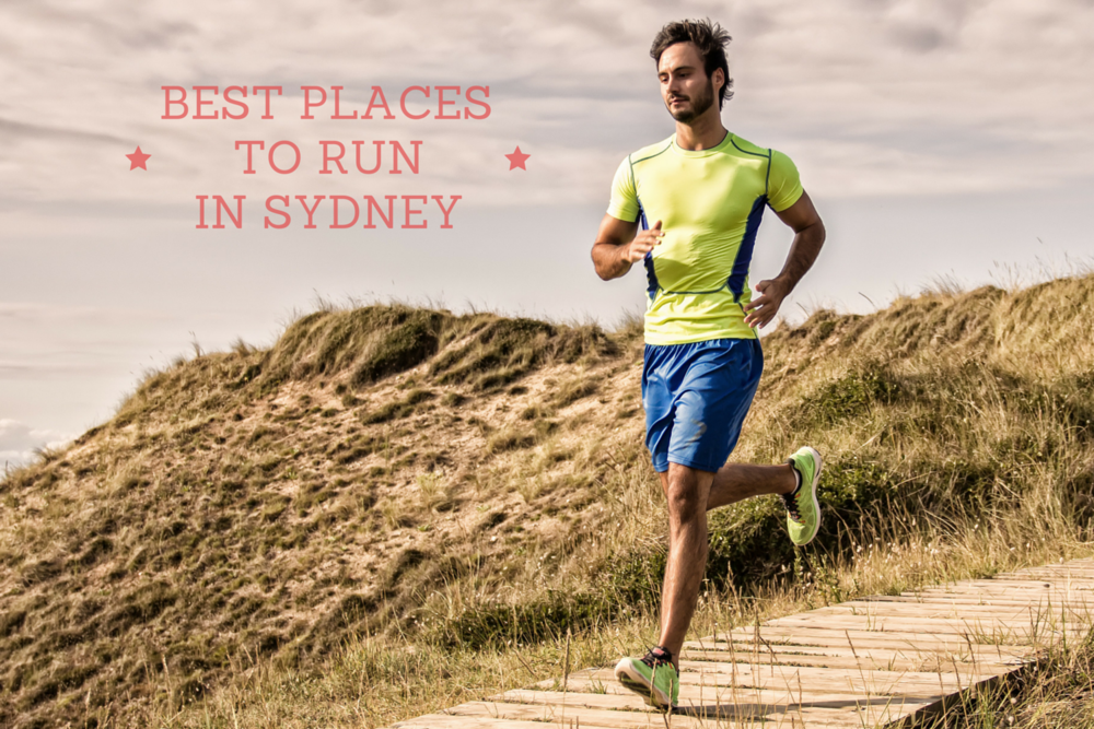 Happy Healthy Souls - The Best Places to Run in Sydney