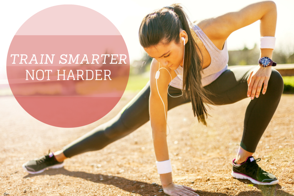 Happy Healthy Souls - Train Smarter Not Harder