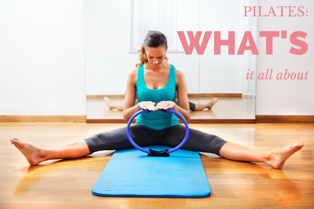 Happy Healthy Souls - Pilates: What's it all about