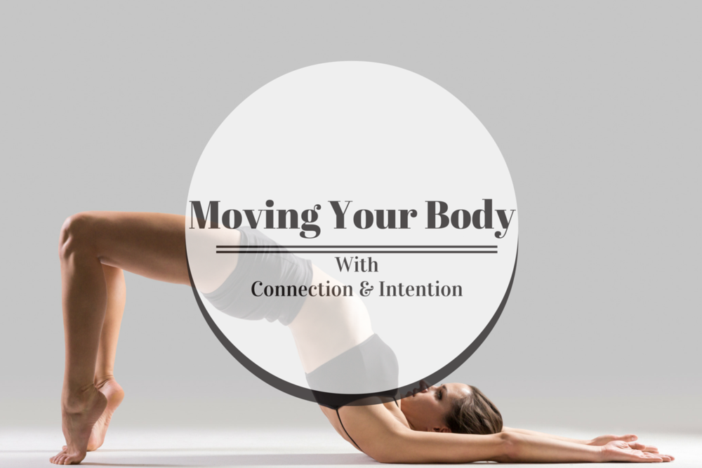 Happy Healthy Souls -  Moving your body with connection and intention.