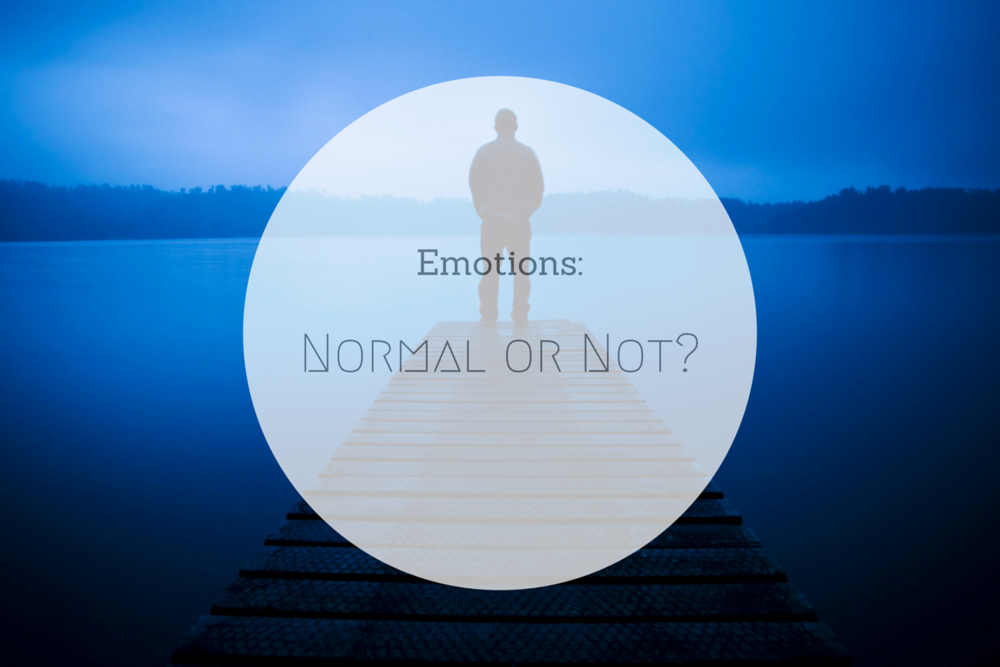 Happy Healthy Souls - Emotion: Normal or Not?