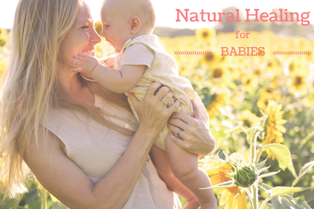 Happy Healthy Souls - Natural Healing for Babies