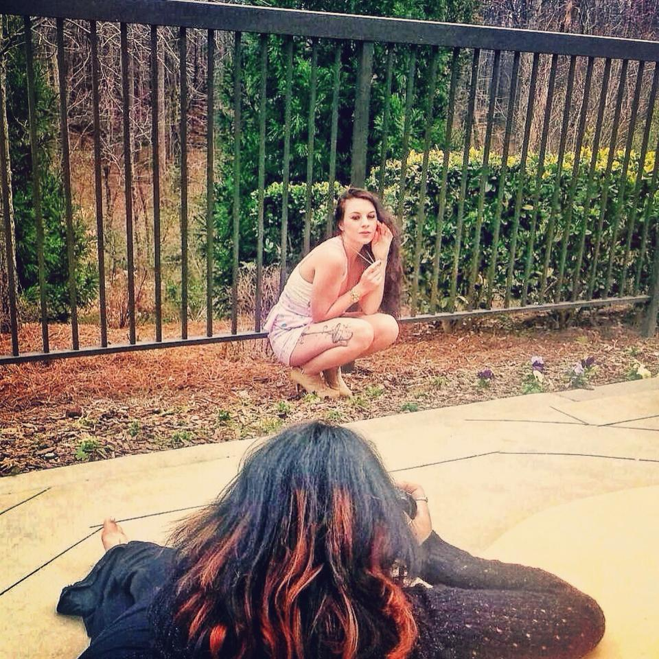 BTS of: Summer Shoot 2013