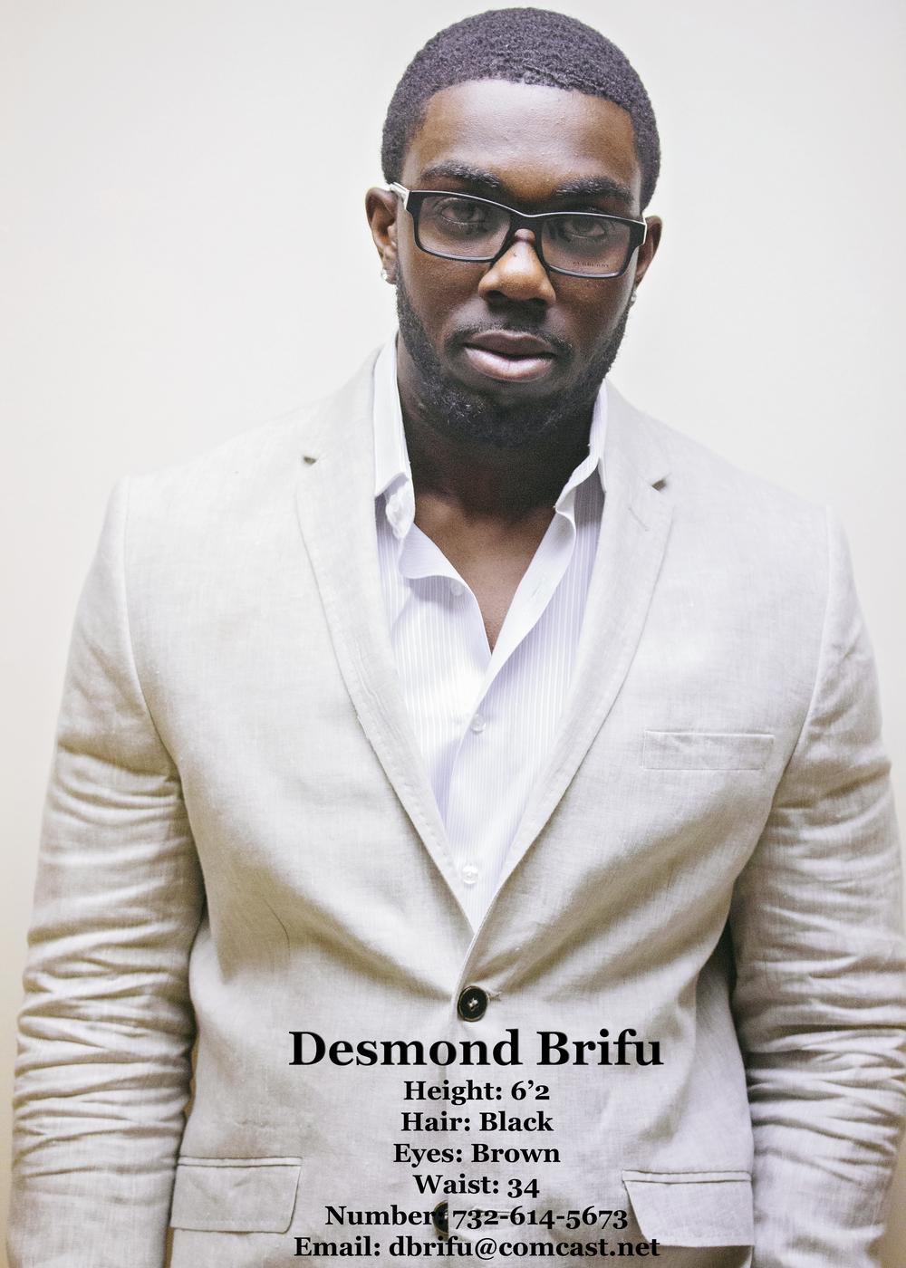 Desmond Brifu
