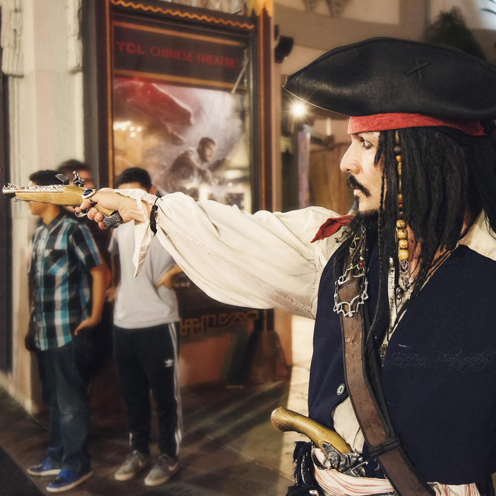 Hollywood Jack Sparrow