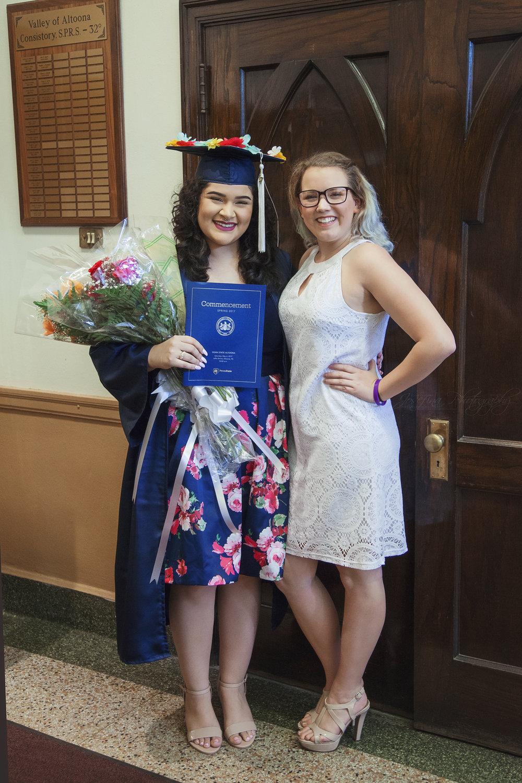 Karol's Graduation