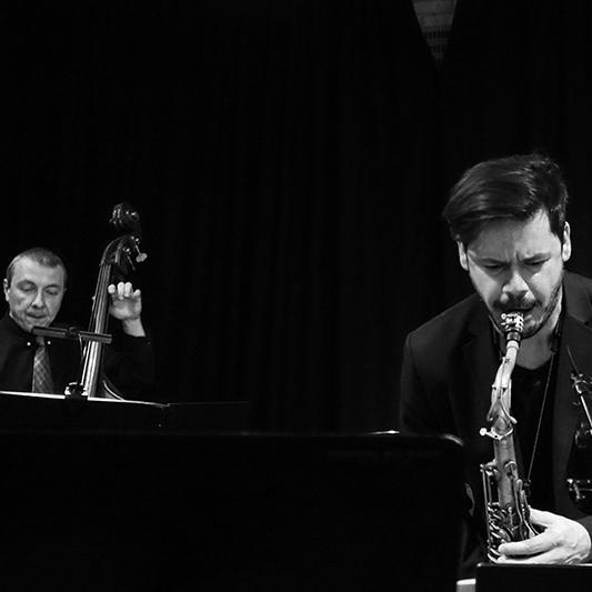 Boris Kozlov & Seamus Blake, Mingus Big Band