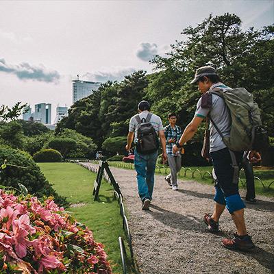 Travels: Shinjuku Gyoen