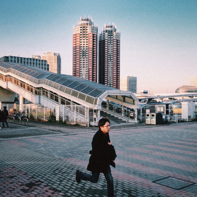 Odaiba Sunset (2016)
