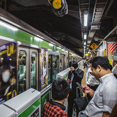Tokyo Transit in Colour (2015)