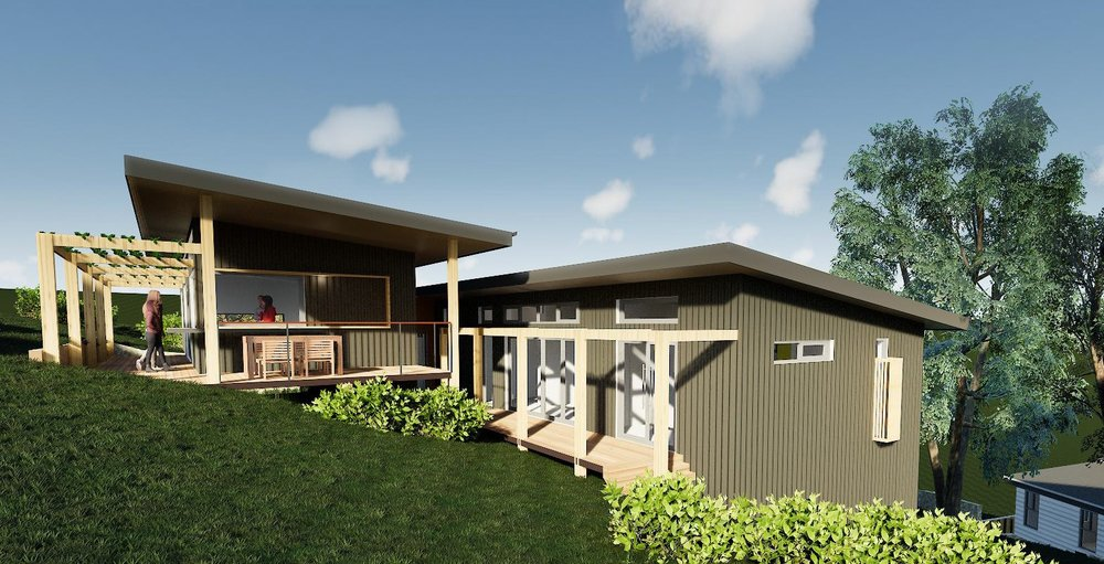 Rendered images BY gRUEN eCO dESIGN