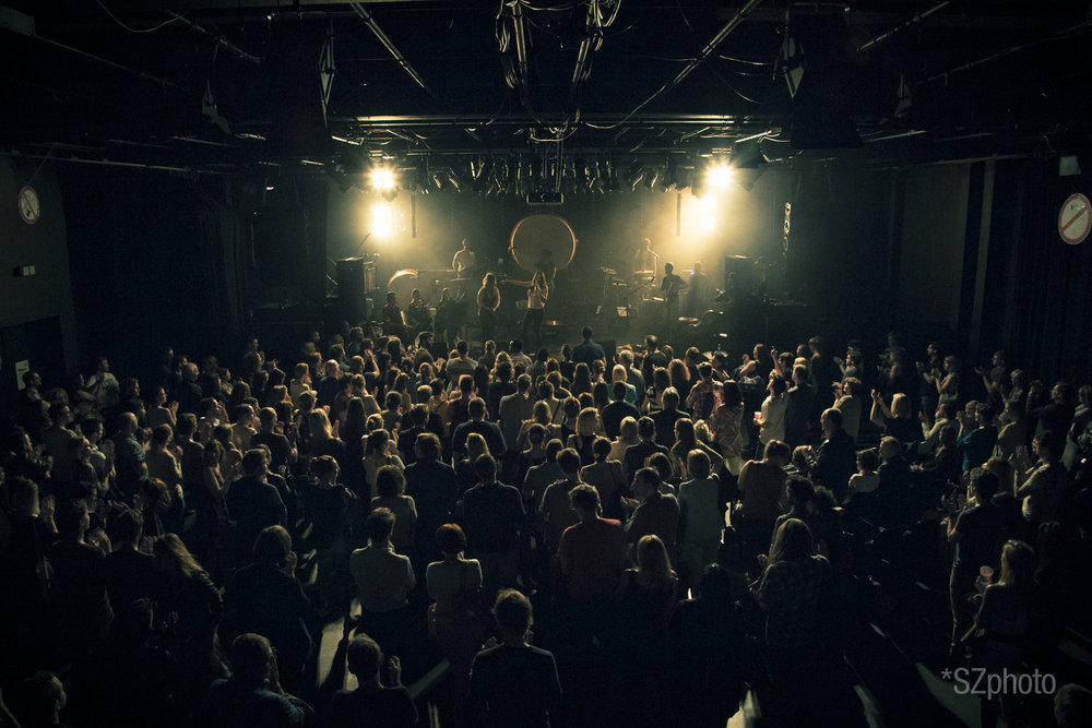 © Severin Dostal | Live at WUK, Vienna | May 12, 2015