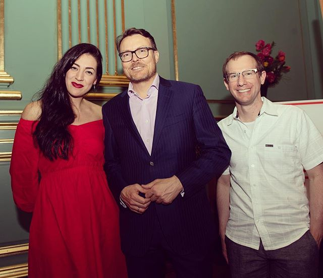 Definitely a career highlight: performing for H.R.H. Prince Constantijn of the Netherlands and Sigrid Kaag (Dutch Minister for Foreign Trade and Development Cooperation) at the launch of #HollandIntheValley in the glamorous #GreenRoom at the #SanFranciscoWarMemorial.  It was such an honour! Huge thanks to my dear colleagues at the Dutch Consulate for inviting us. ❤️ #princeconstantijn #sigridkaag #innovation #siliconvalley #techhub #fourthindustrialrevolution #royals #dutch #holland #Netherlands #vanoranje #startupdelta #EU #sanfrancisco #music