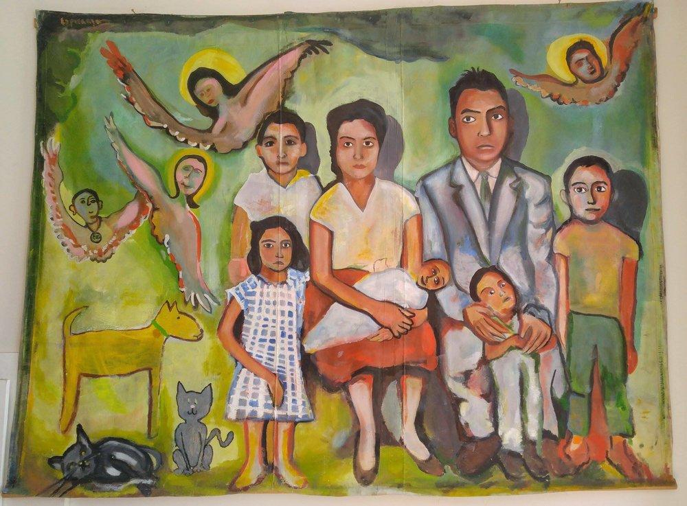Family Portrait by Raciel Esperanza (esperanzaraciel@gmail.com