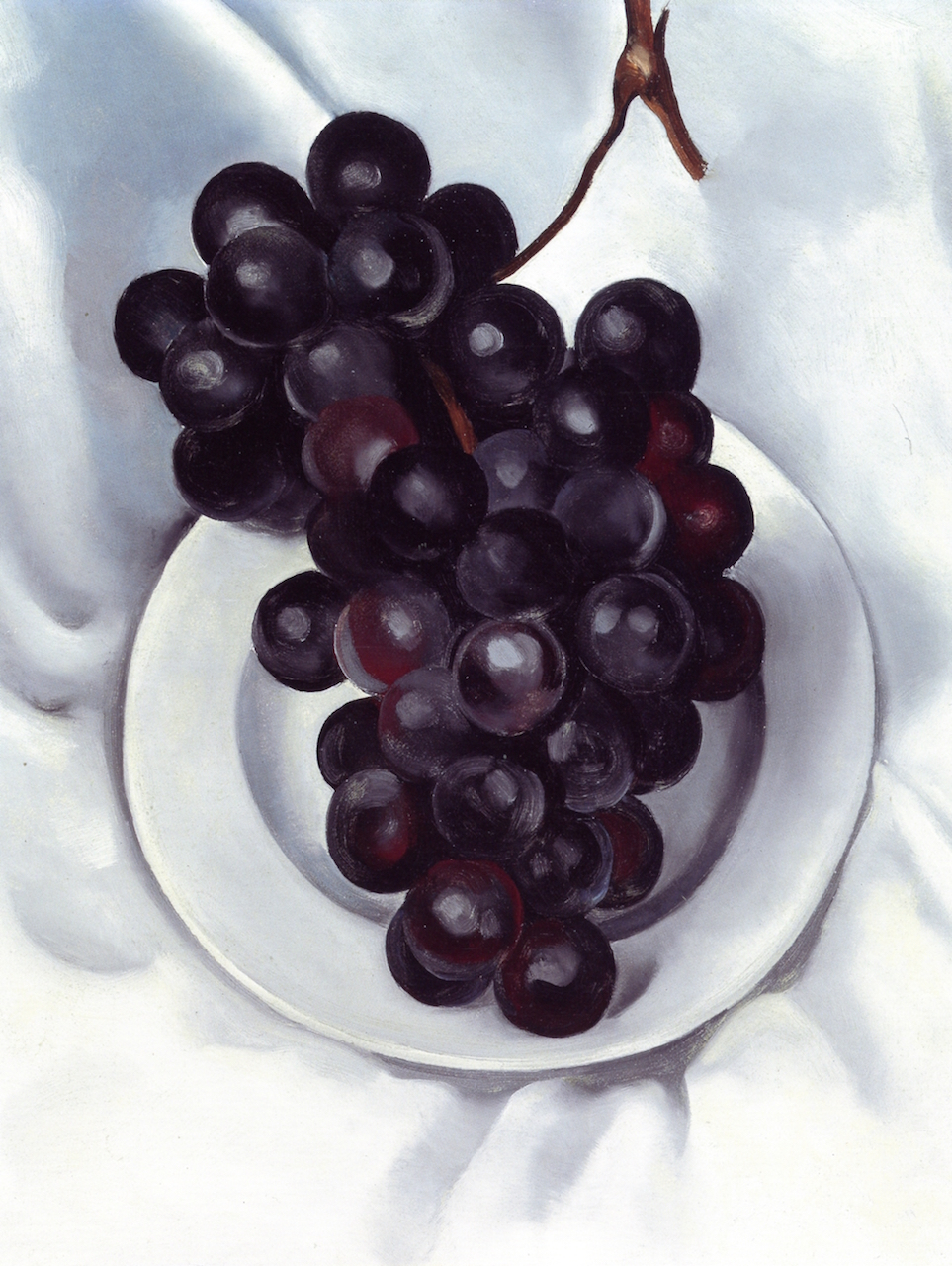 Grapes No. 2 Georgia O'Keeffe ,1927