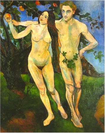Suzanne Valadon (1865-1938) Adam and Eve, 1909 by