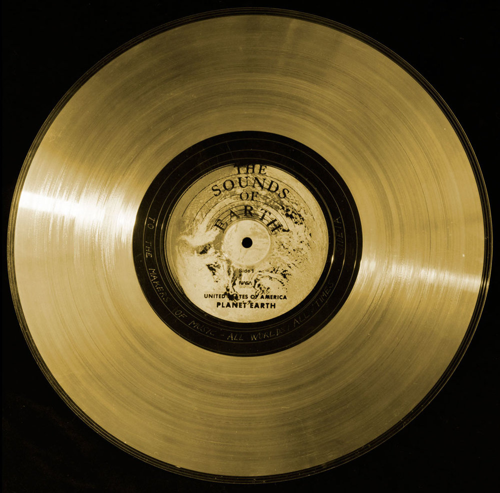 NASA Voyager Golden Record  Sounds of the Earth