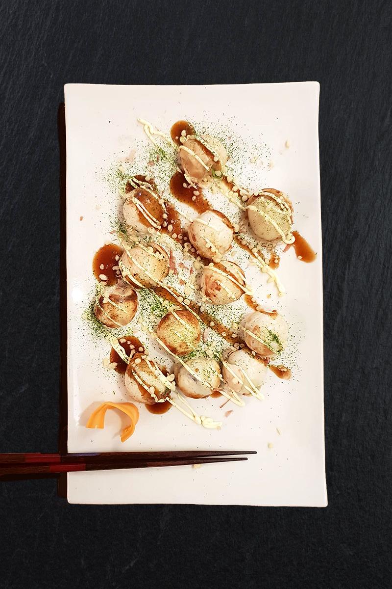 Takoyaki batch 2 -  IG: Smy Goodness