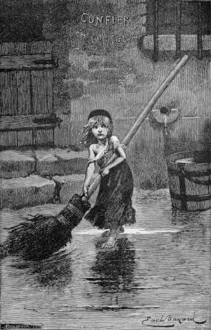 Les Misérables illustration by Émile Bayard