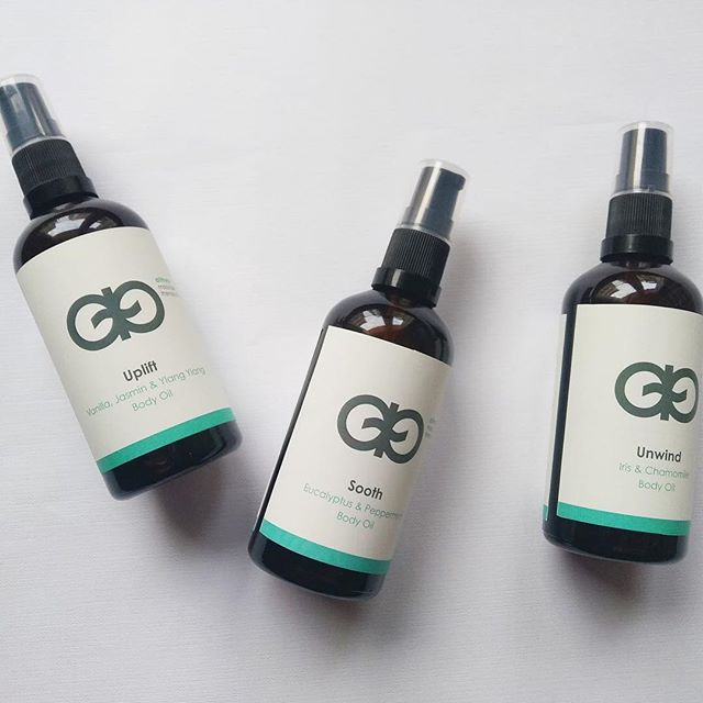 Althea Massage Therapy and Yoga  body oils