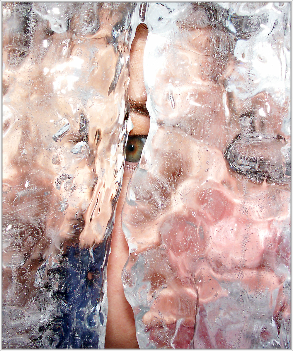 Ice Portraits