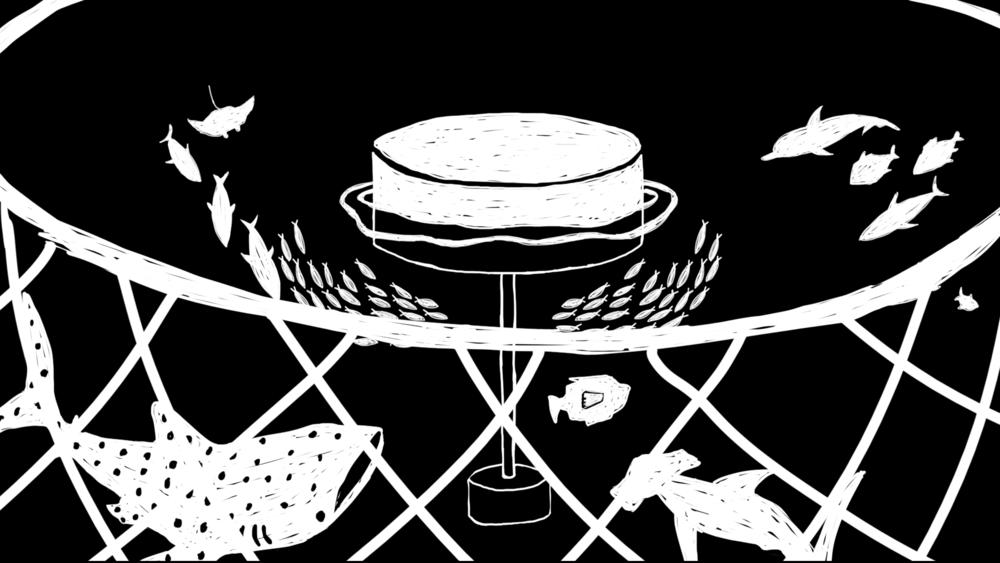 Greenpeace Just Tuna scriberia animation