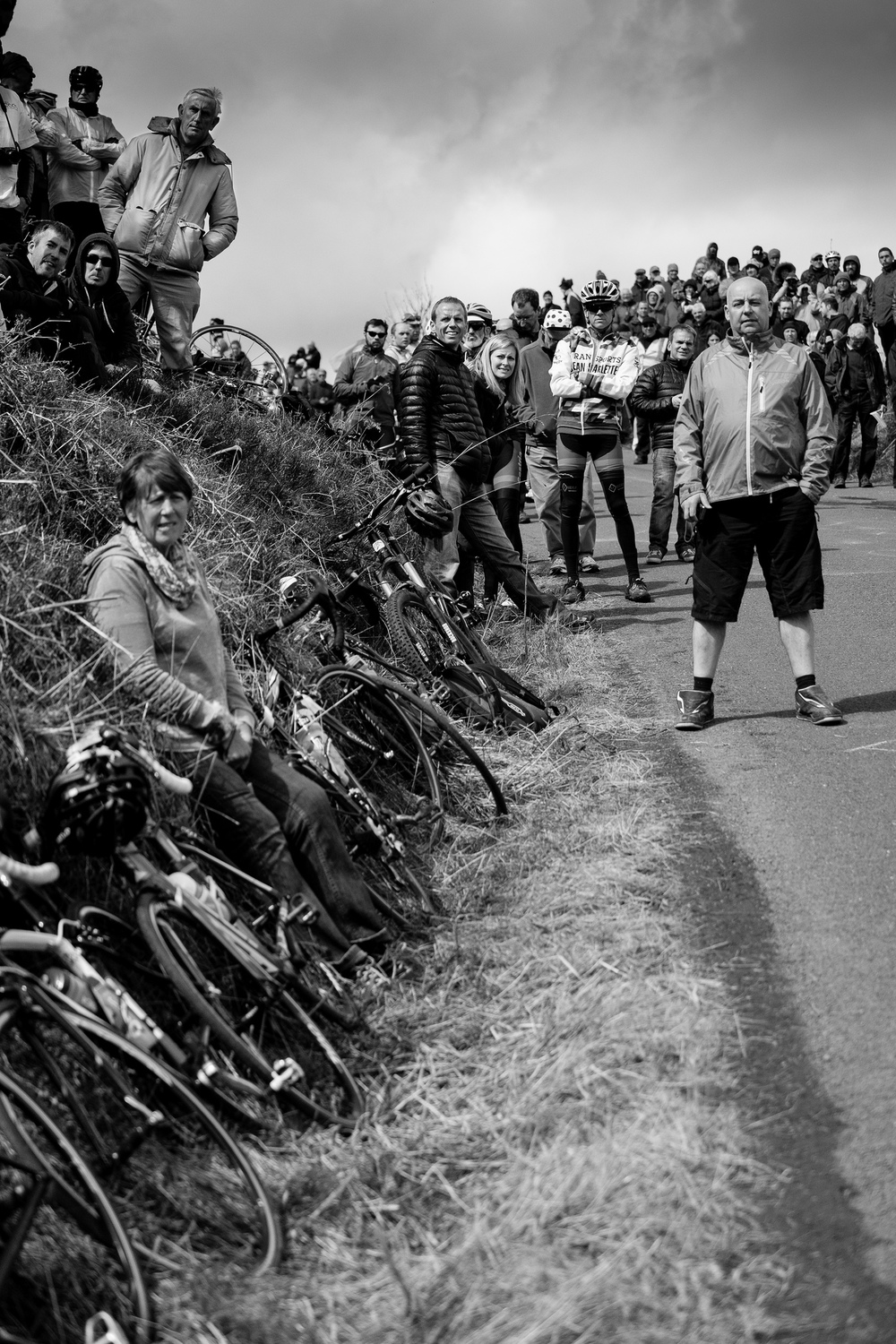 Tour de Yorkshire - Crowd