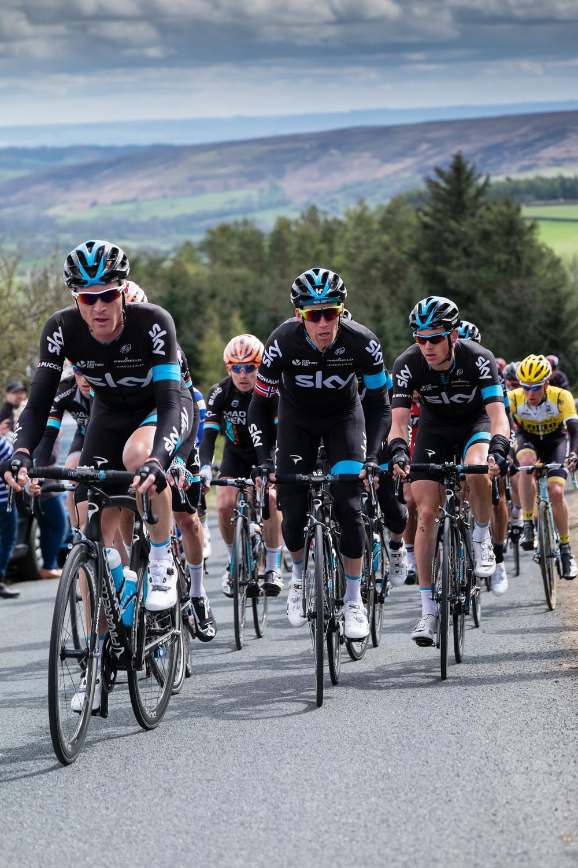 Tour de Yorkshire - Sky Team