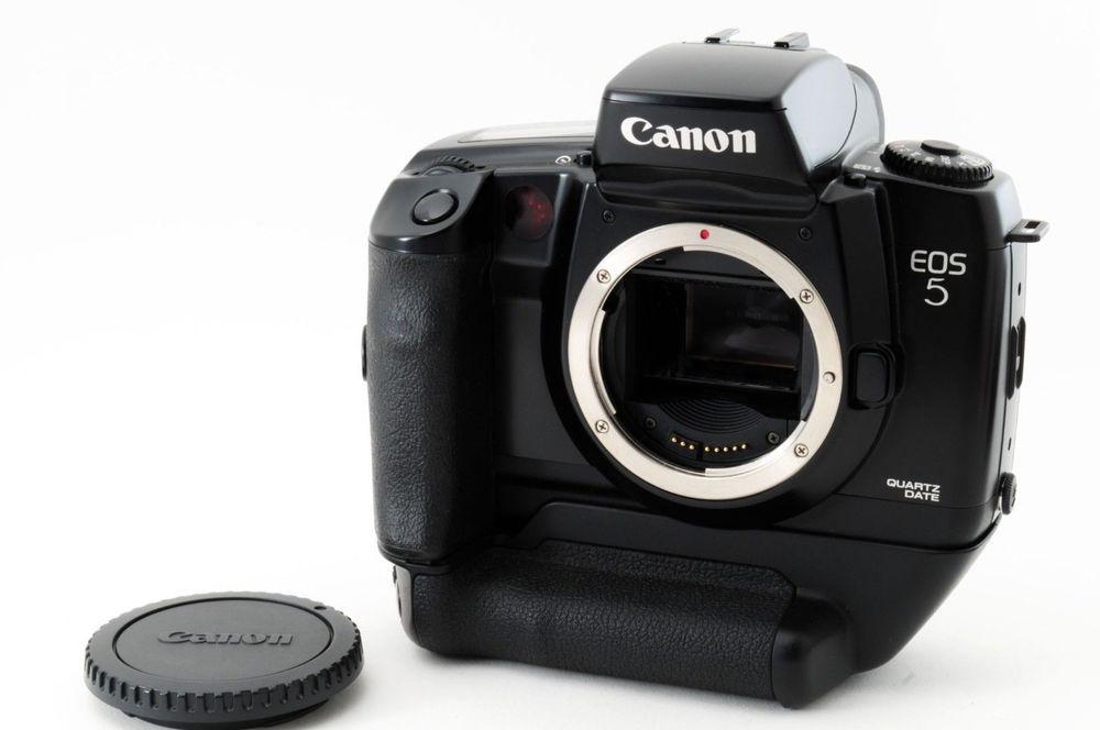 Canon EOS 5 QD film