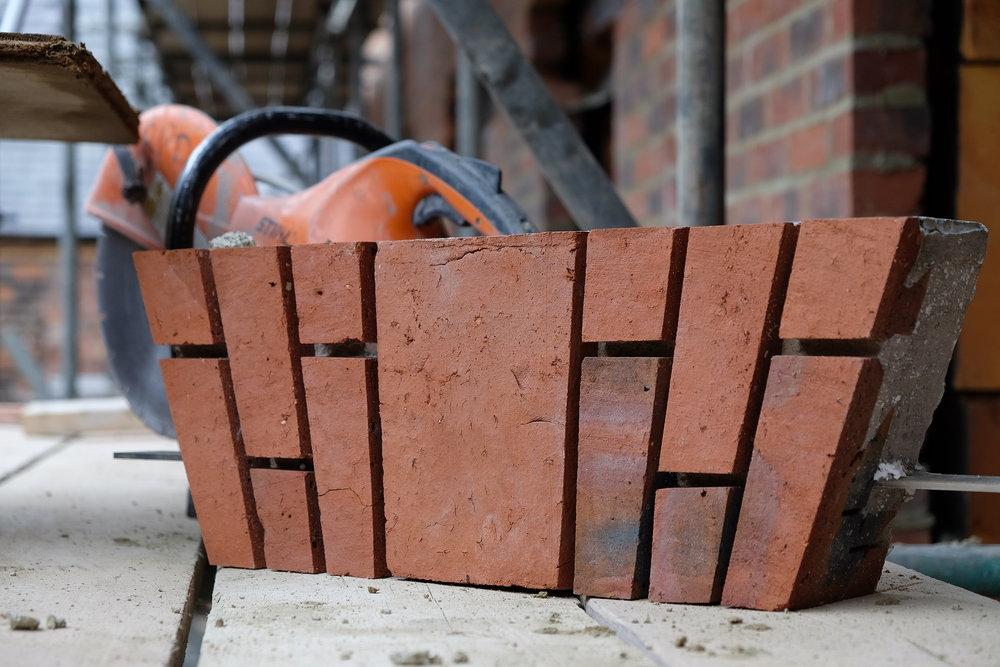 Bespoke Artisan Brickwork