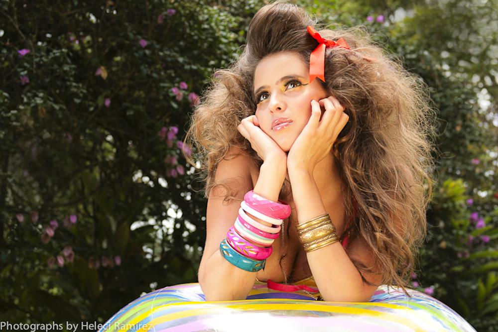 Fashion Design Portfolio for Gabriela Zelaya