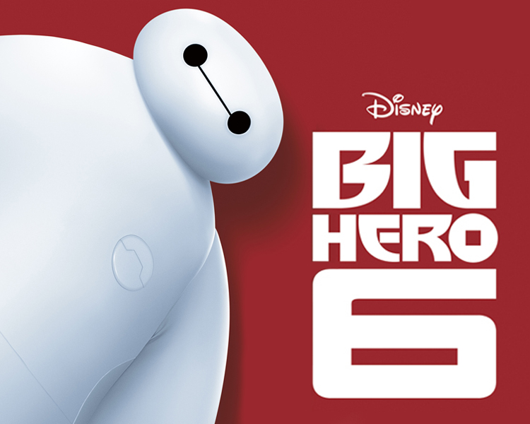 Big Hero 6 - When a devastating event befalls the city of San Fransokyo and catapults Hiro into the midst of danger, he turns to Baymax and his close friends adrenaline junkie Go Go Tomago, neatnik Wasabi, chemistry whiz Honey Lemon and fanboy Fred. Determined to uncover the mystery, Hiro transforms his friends into a band of high-tech heroes called
