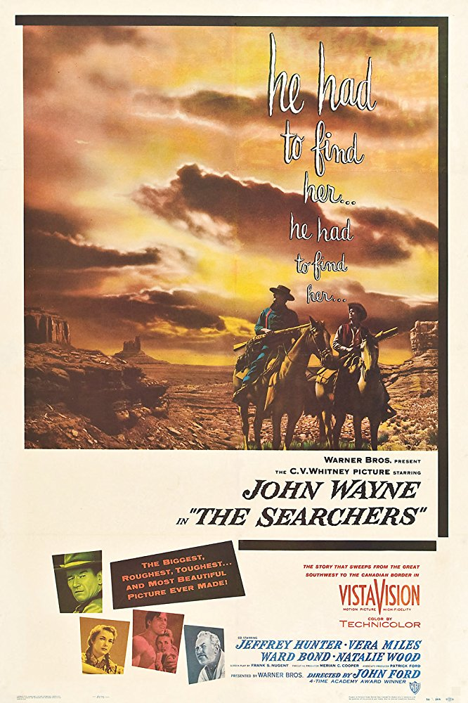 The Searchers - Western NightJune 30An American Civil War veteran embarks on a journey to rescue his niece from the Comanches.Not Rated |  1h 59min | Adventure, Drama, PURCHASE TICKETSTRAILER