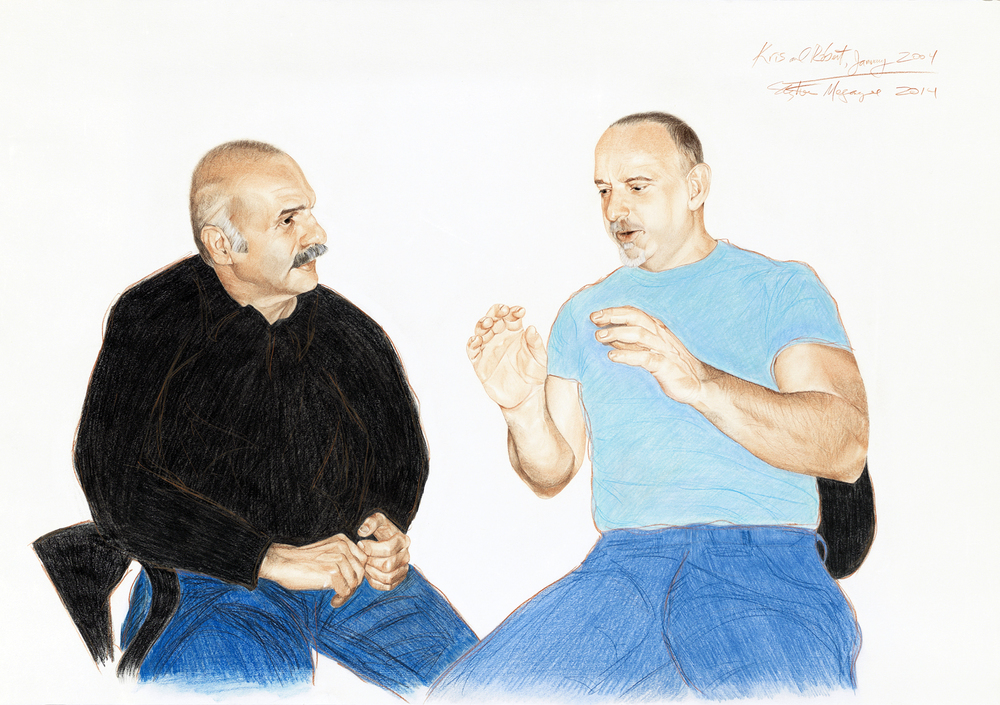 Kris and Robert
