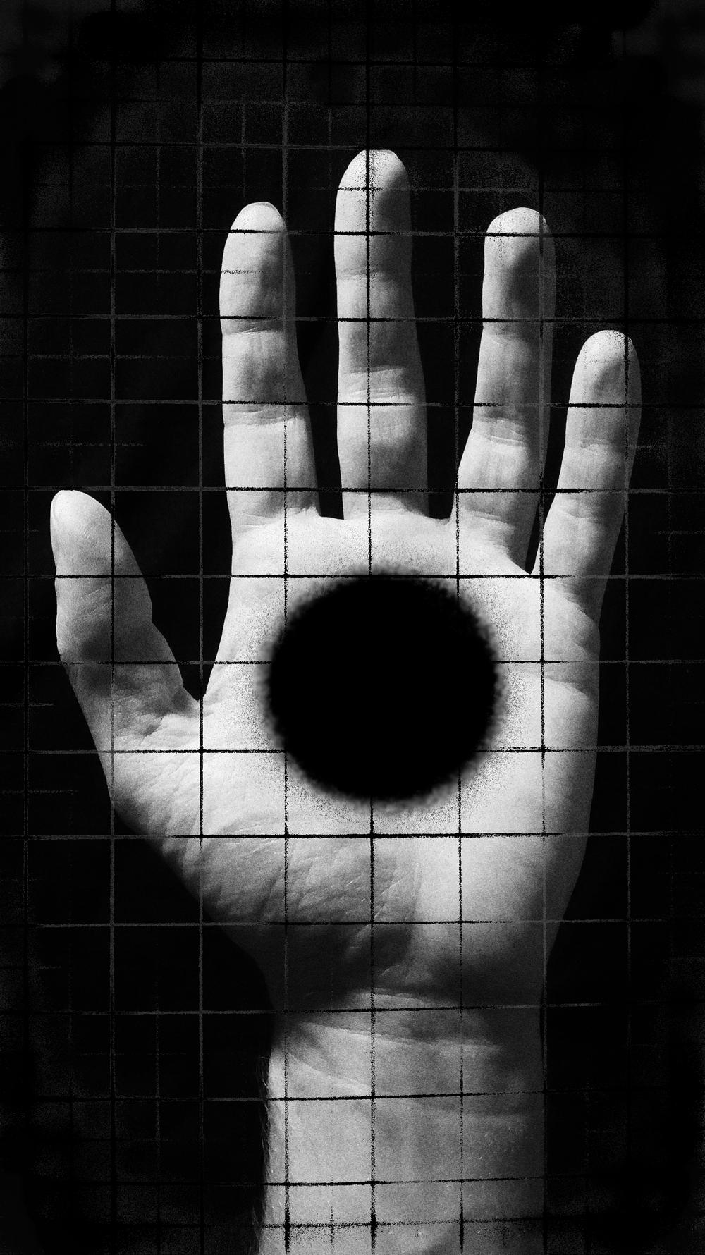 Nigredo Hand I, 2015