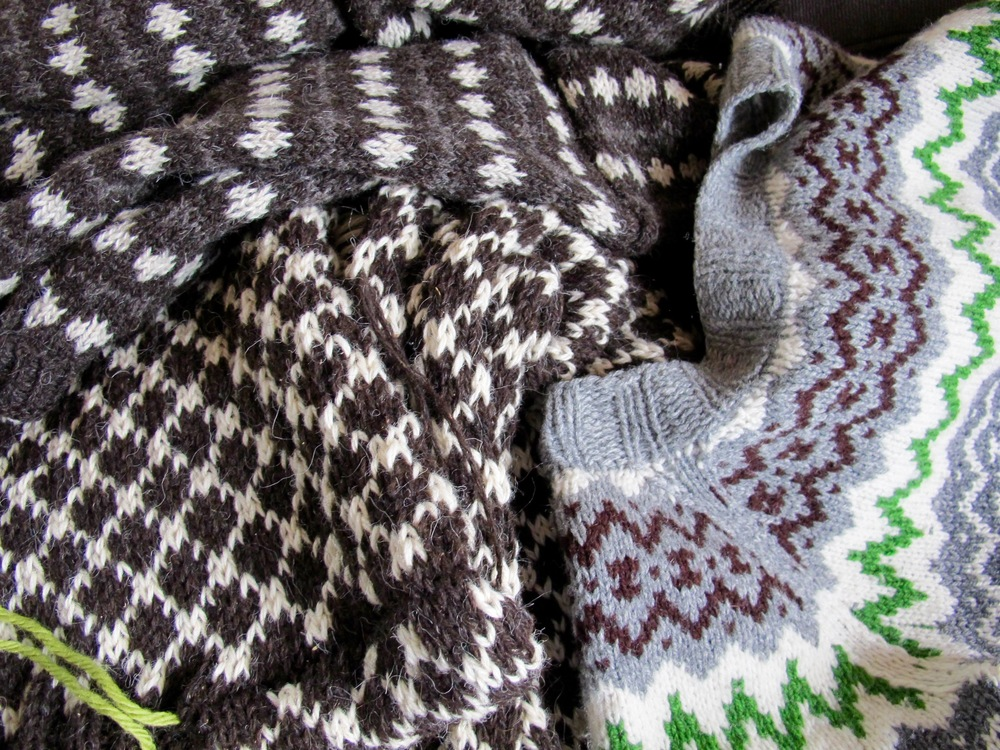 How to survive wearing a Faroese sweater — My Faroe Islands