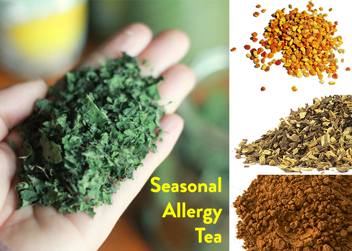 allergy tea recipe