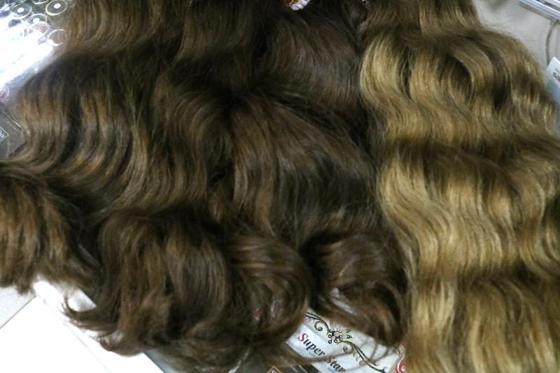 Real Hair Extension Bundles In Ukraine