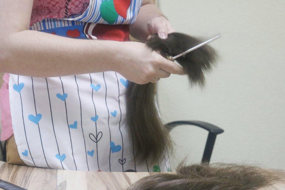 Russian Hair Preperation