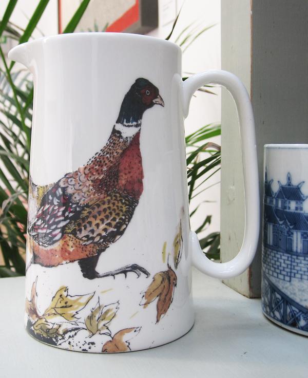 pheasant-jug