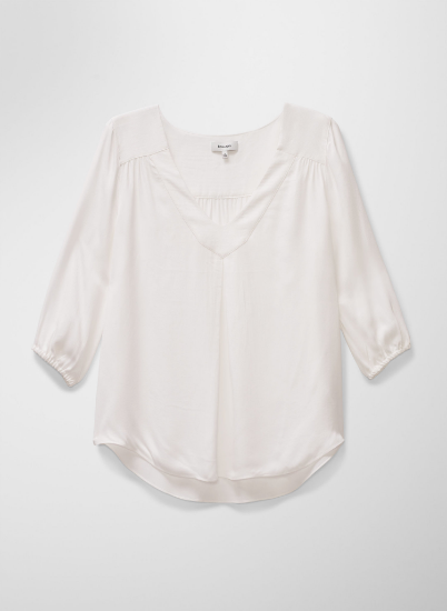 3. White Blouse -  Aritzia