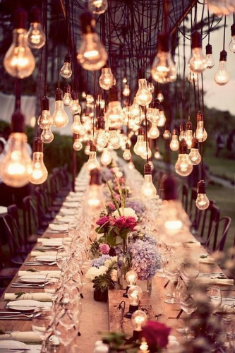 On  Pinterest , I am completely enthralled by this table scape, found on theonelights.com