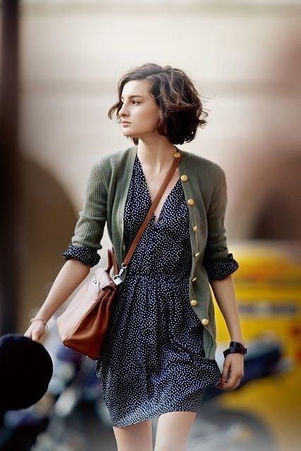 On  Pinterest  - I am inspired by  French street style .